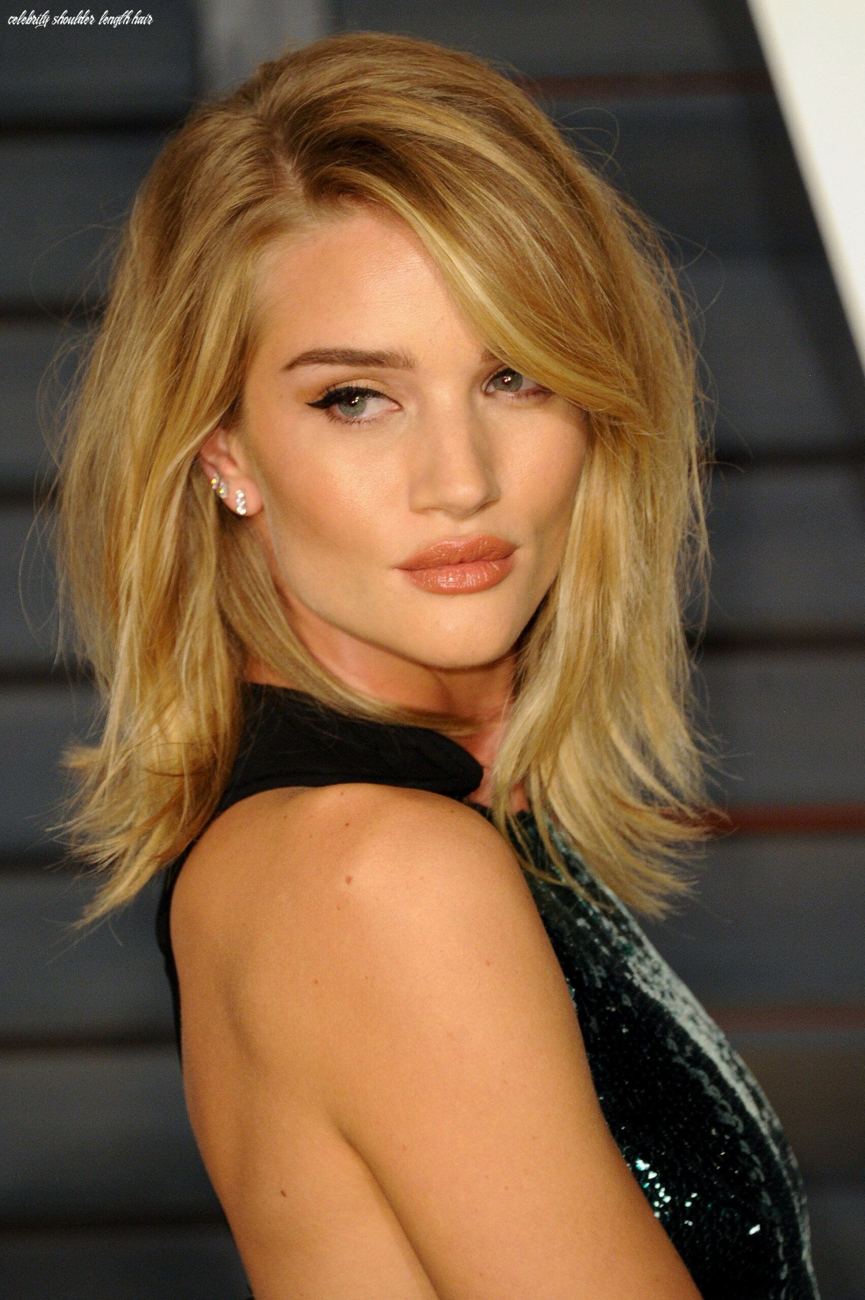 The clavicut — the best celebrity midlength hairstyles | mid
