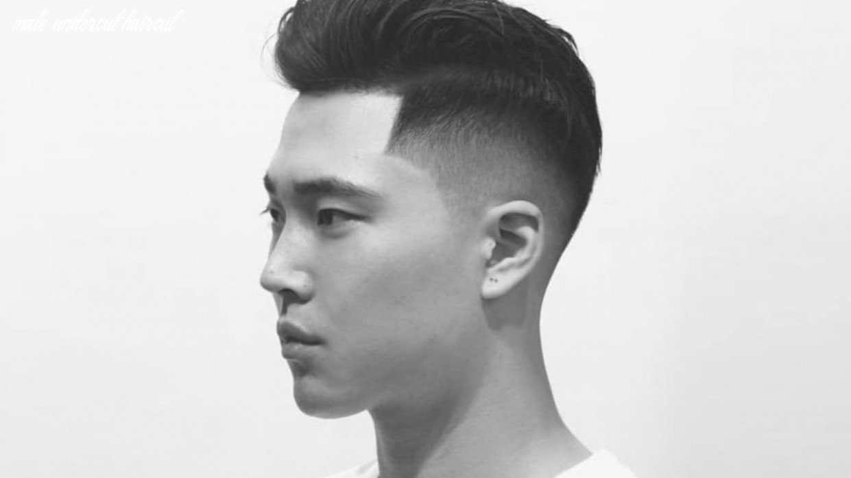 The definitive 12 best haircuts & hairstyles for men | man of many male undercut haircut