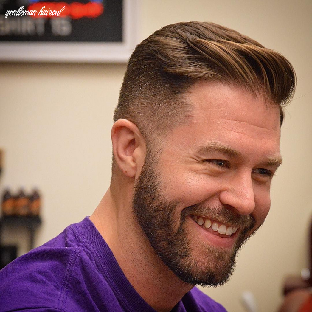 The gentleman haircut | herrenhaarschnitt, haarschnitt