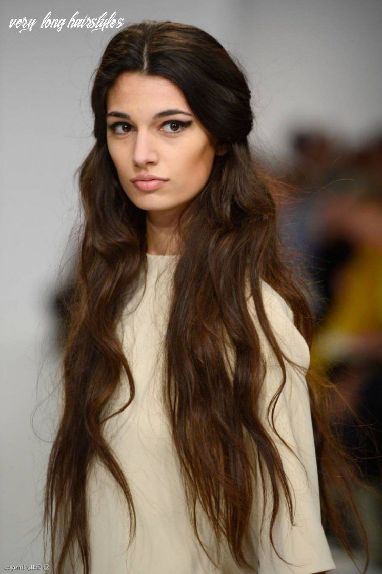 The latest very long hairstyles   long hair styles, very long hair