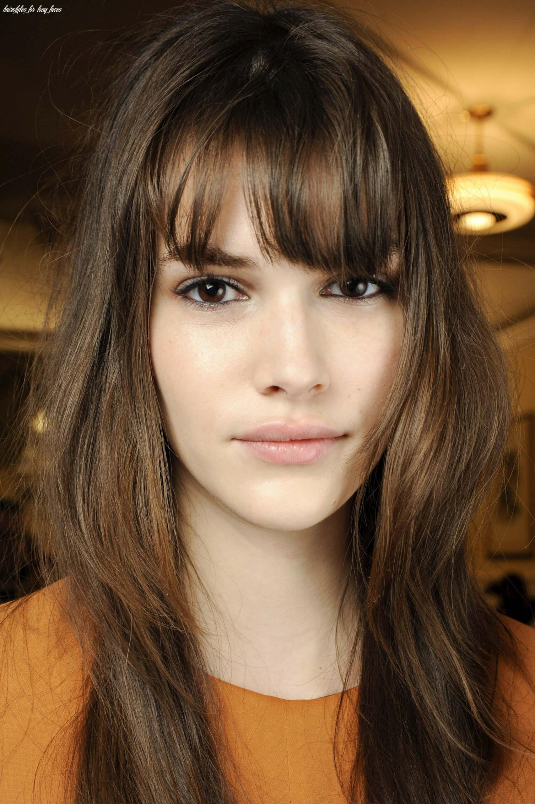 The most fashionable hairstyles for oblong faces to try now hairstyles for long faces