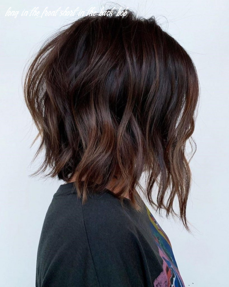 The most fashionable inverted bob hairstyles for women – learn@itb long in the front short in the back bob