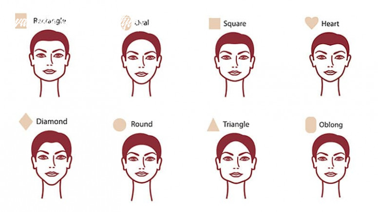 The most flattering haircuts for your face shape the trend spotter oval face shape hairstyles female