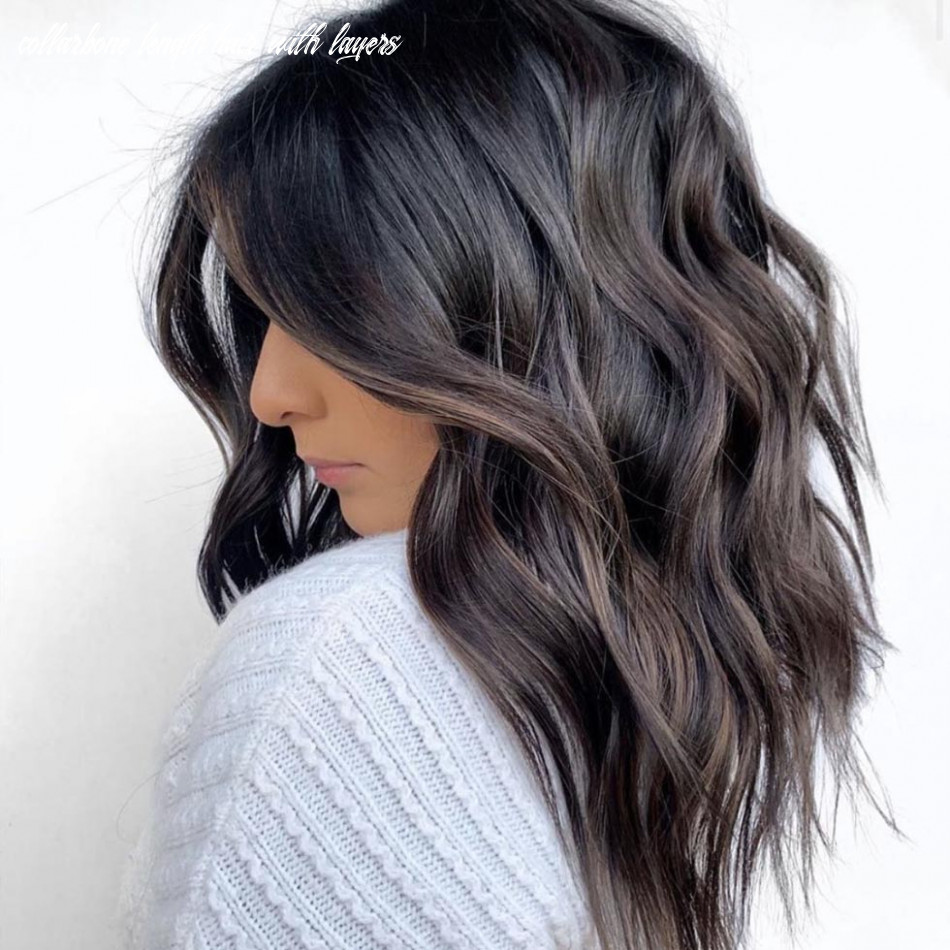 The Most Flattering Medium-Length Brown Hairstyles To Try in 11 ...