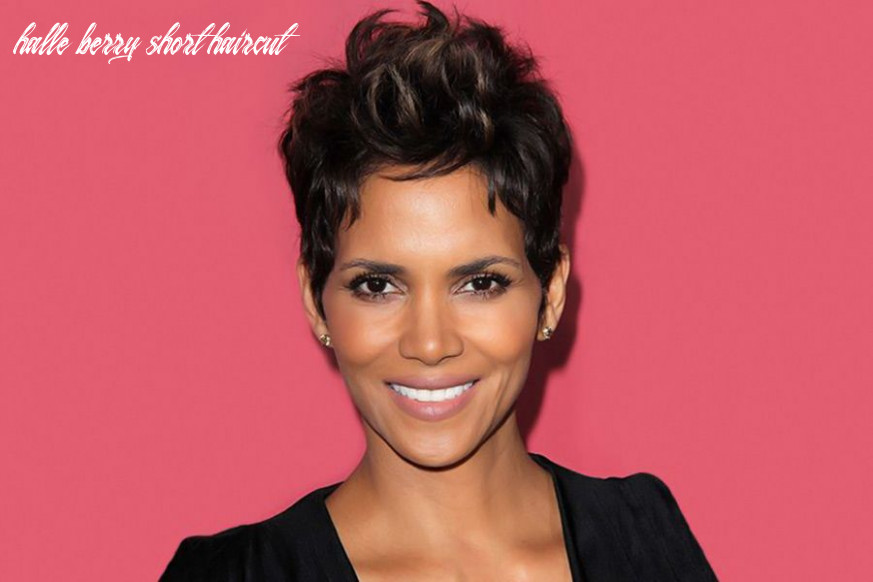 The most iconic halle berry short hair ideas of all time halle berry short haircut