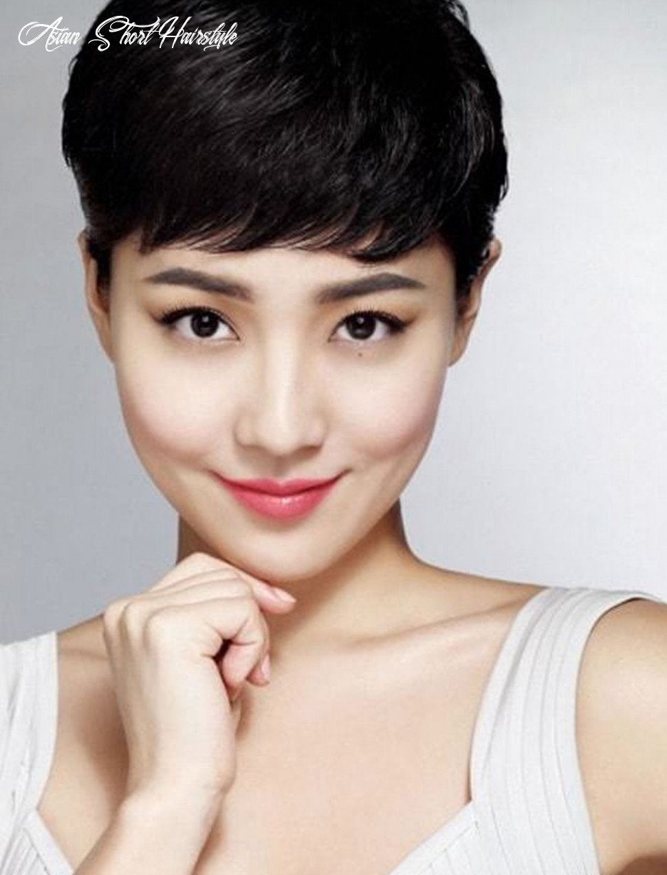 The Most Popular Asian Women Inspired Short Haircuts 10