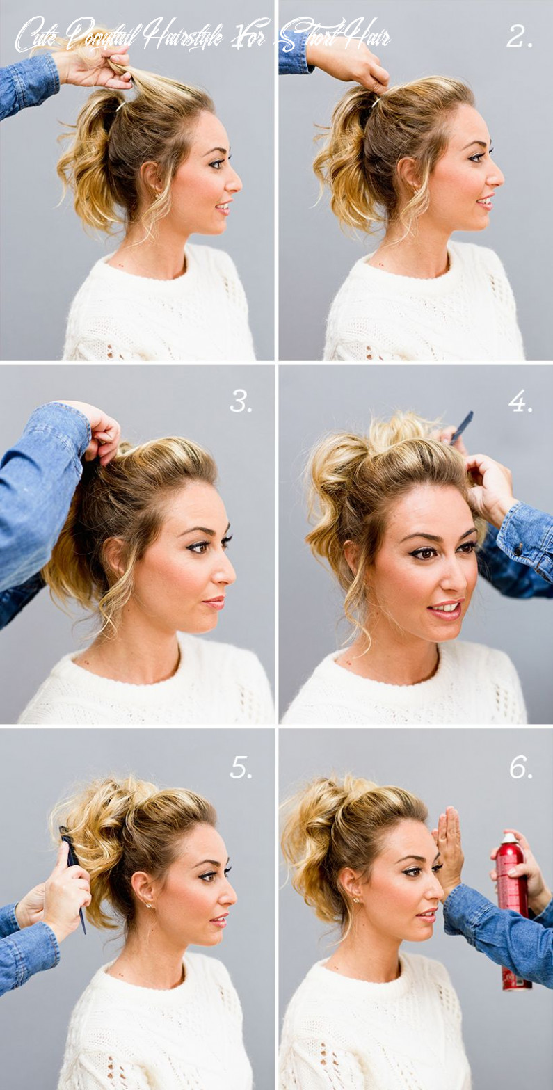 The post work out pony | cute ponytail hairstyles, ponytail styles