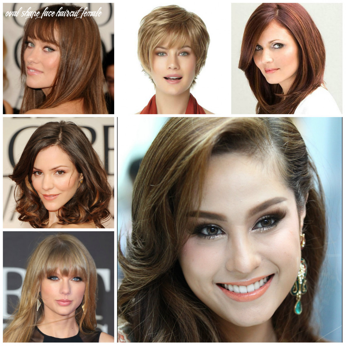 The right hairstyles for your face shape 11 | 11 haircuts