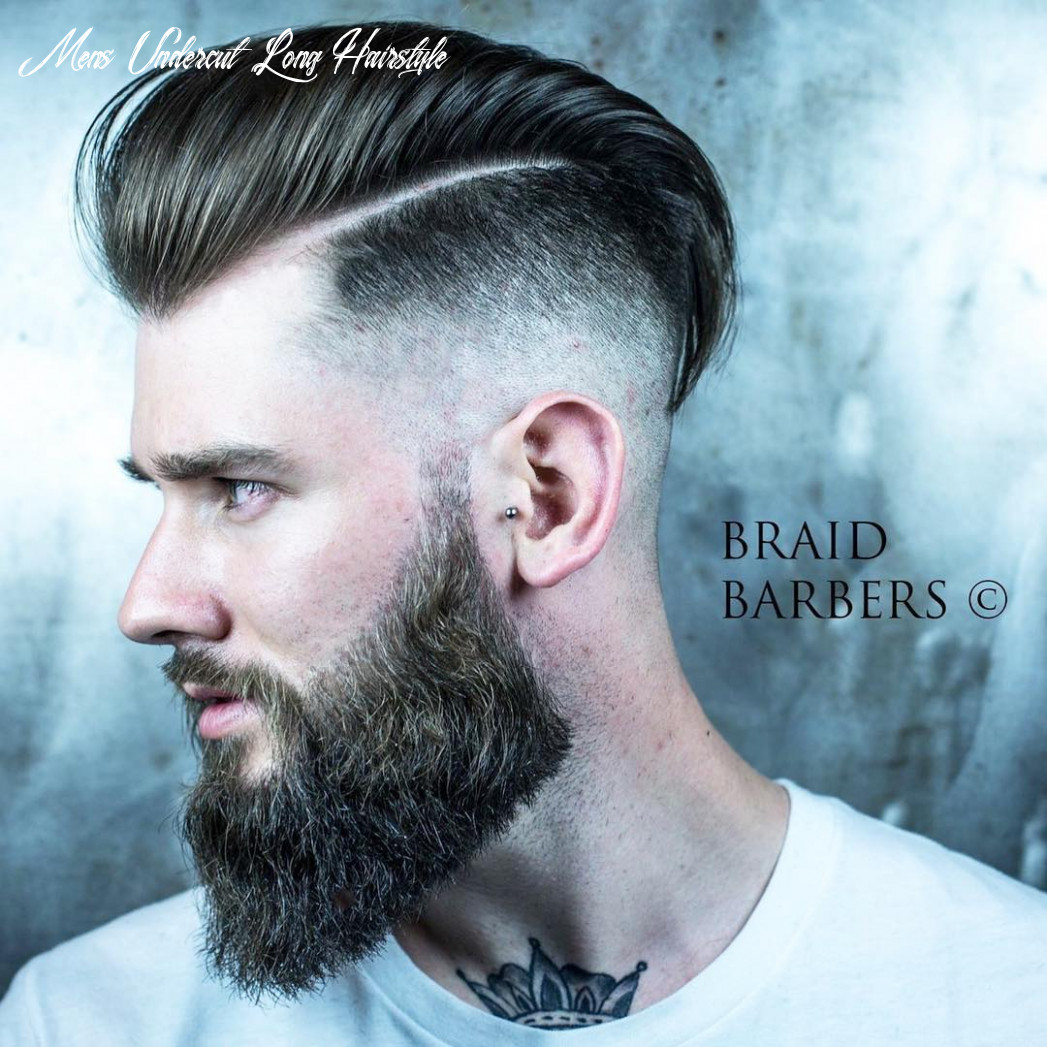 The undercut haircut: 10 super cool modern hairstyles for 10 mens undercut long hairstyle