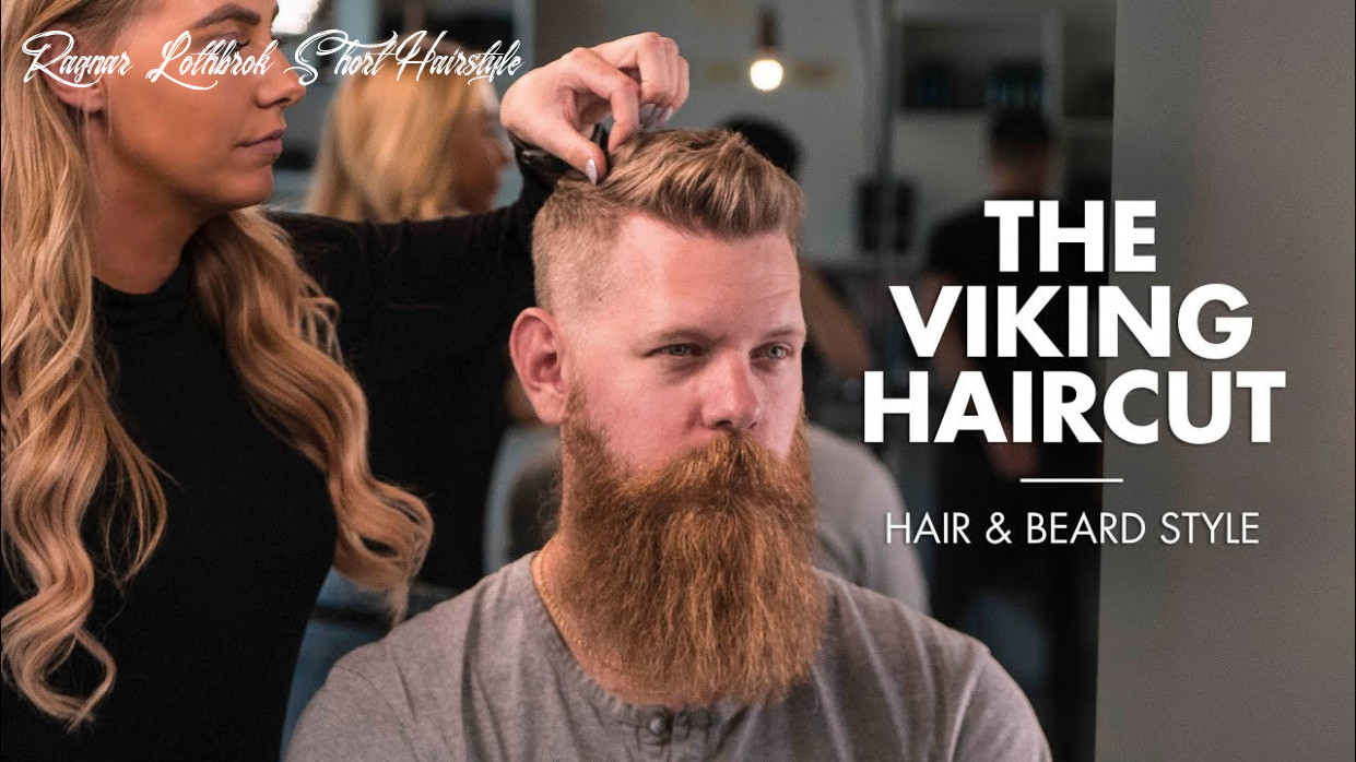 The Viking Haircut - Short Hair for Men with Beard