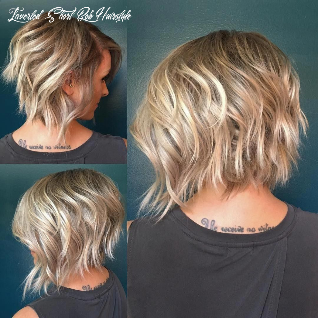 These 12 inverted bob haircuts are trending in 12 in 12