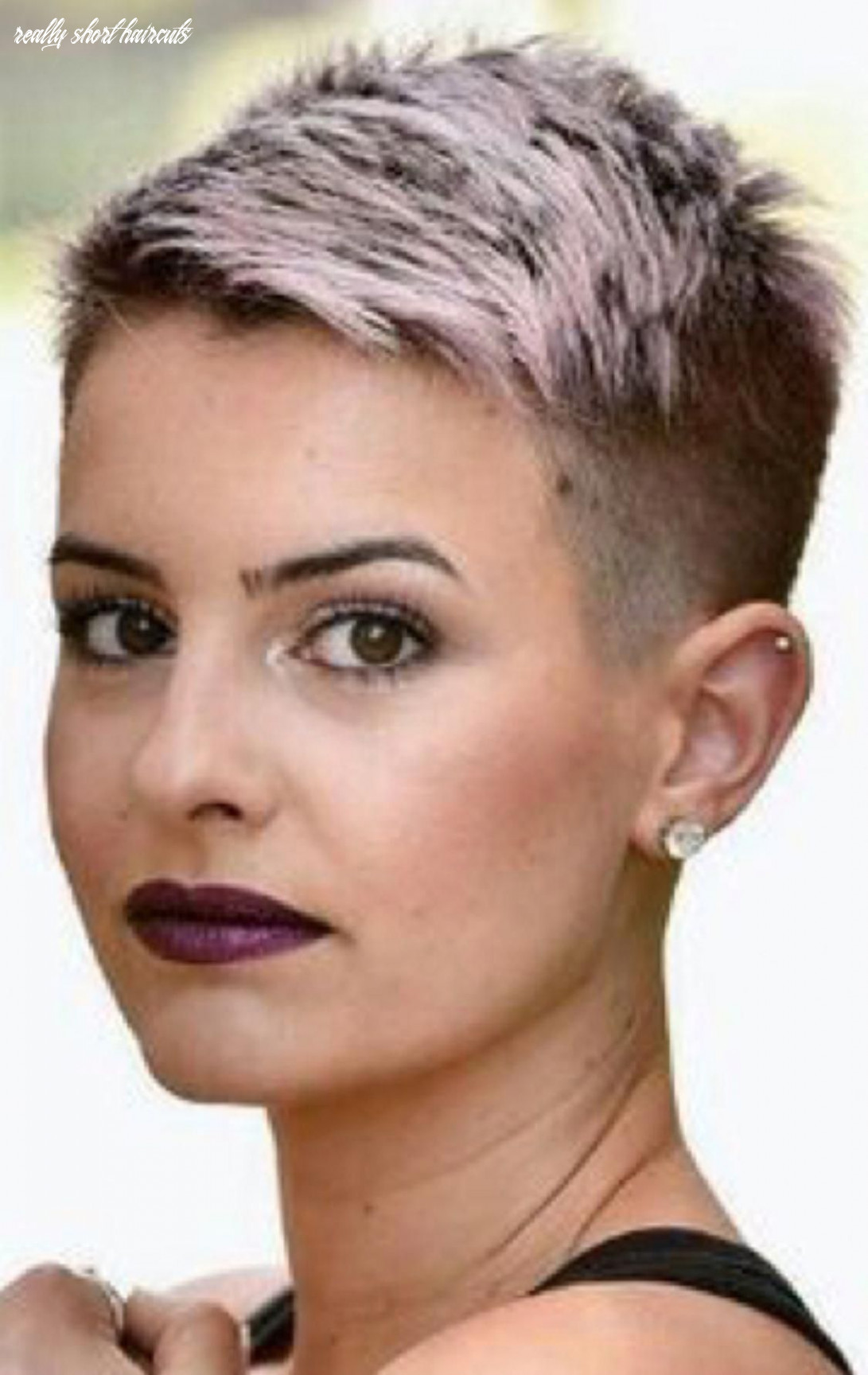 These cute short girl hairstyles really are amazing