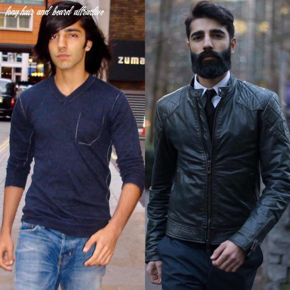 These pictures will prove that having a beard makes a man more