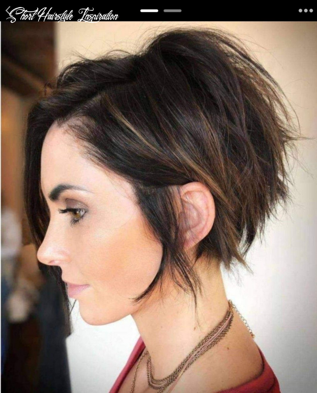 Thick hair styles image by vanessa stueber on hair in 8 | pixie