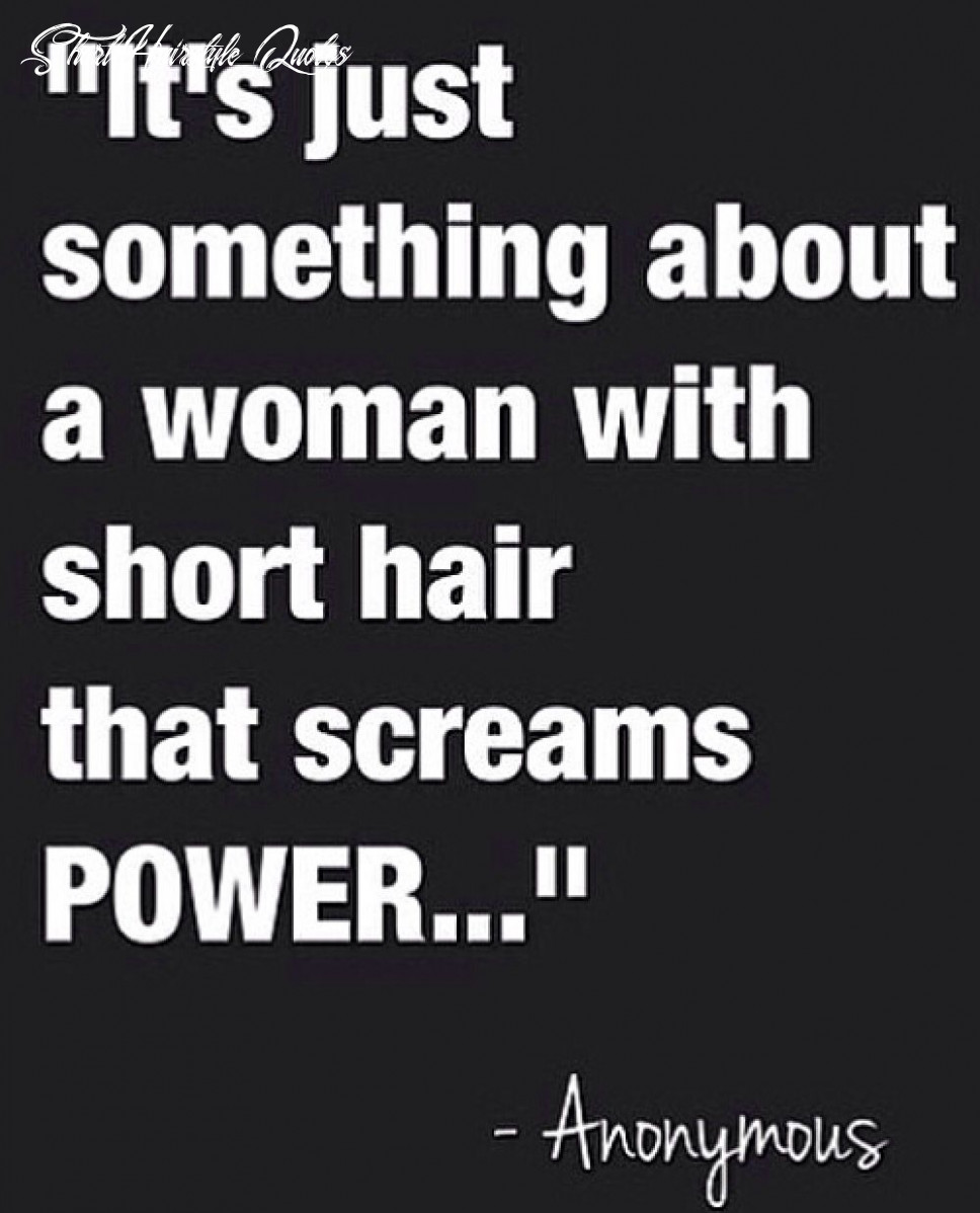 This is for all my short haired beauties! need a trim or are you