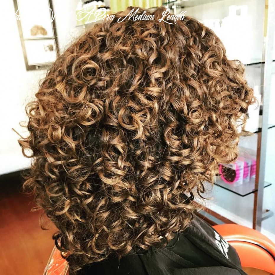 Tight perm #curly #aveda | permed hairstyles, tight curly hair