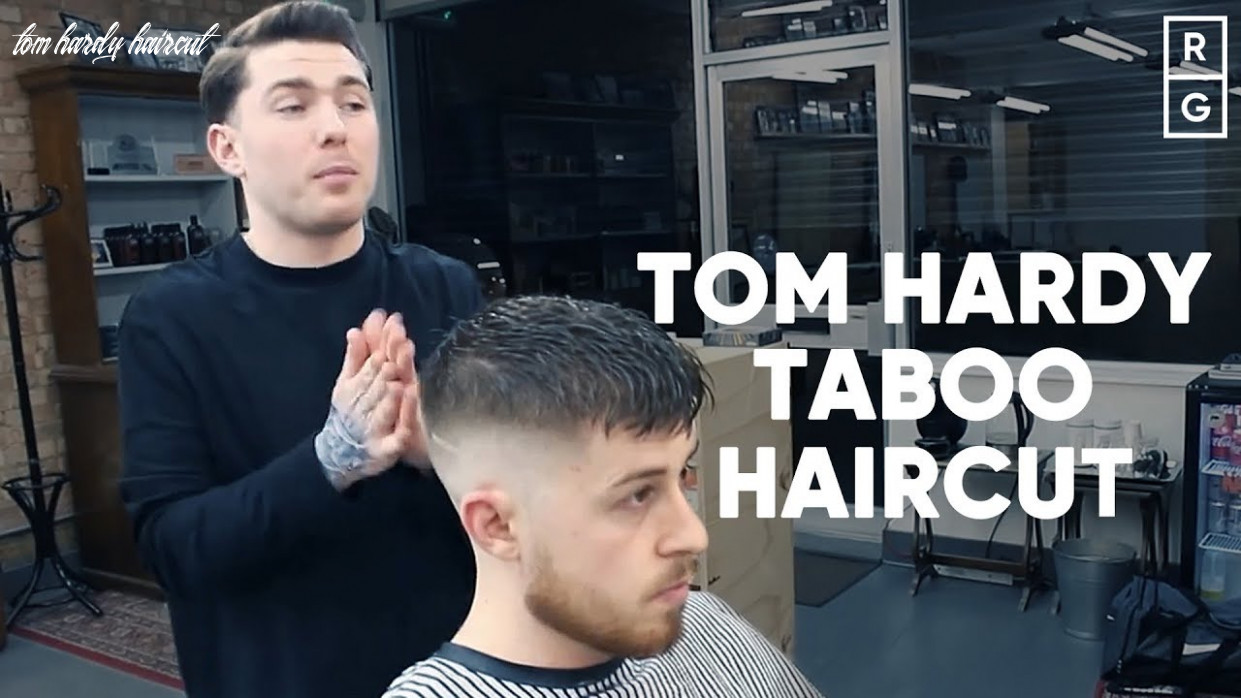 Tom hardy taboo hair how to get the haircut, beard & style!! tom hardy haircut