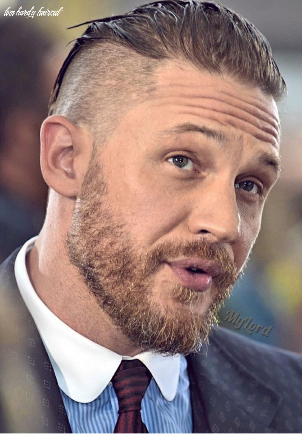 Tom hardy💋💋 (with images) | tom hardy haircut, tom hardy beard