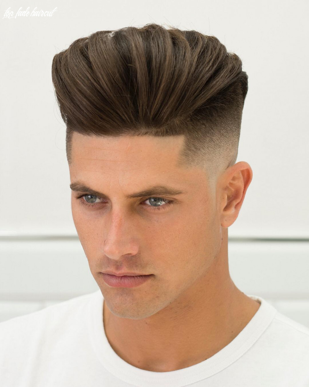 Top 10 fade haircuts for men (10 styles) top fade haircut