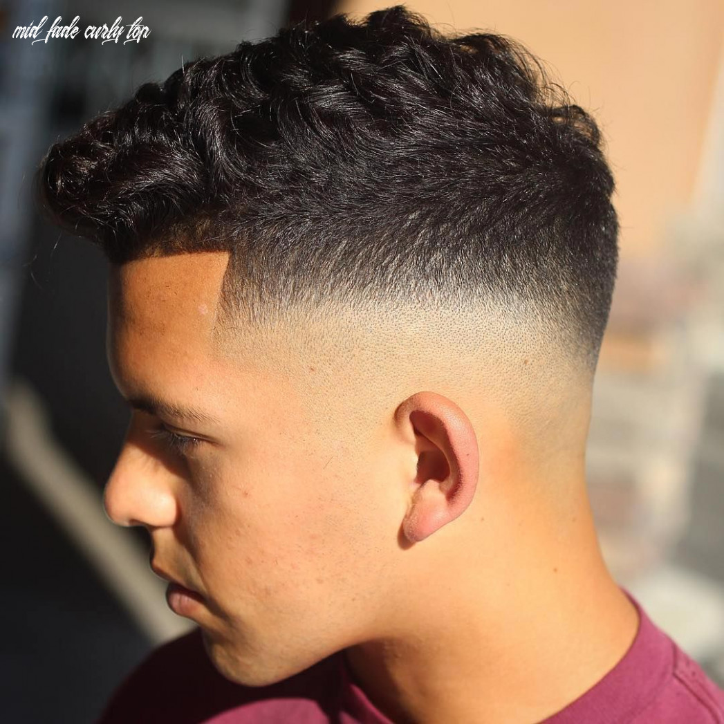 Top 10 fade haircuts for men (10 update) | mid fade haircut