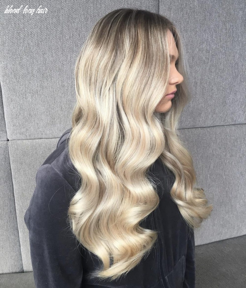 Top 10 hairstyles for long blonde hair in 10 blond long hair