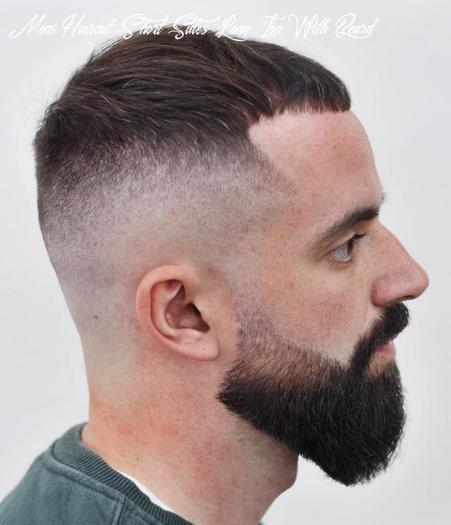 Top 10 hairstyles for men with beards | mens haircuts short, beard