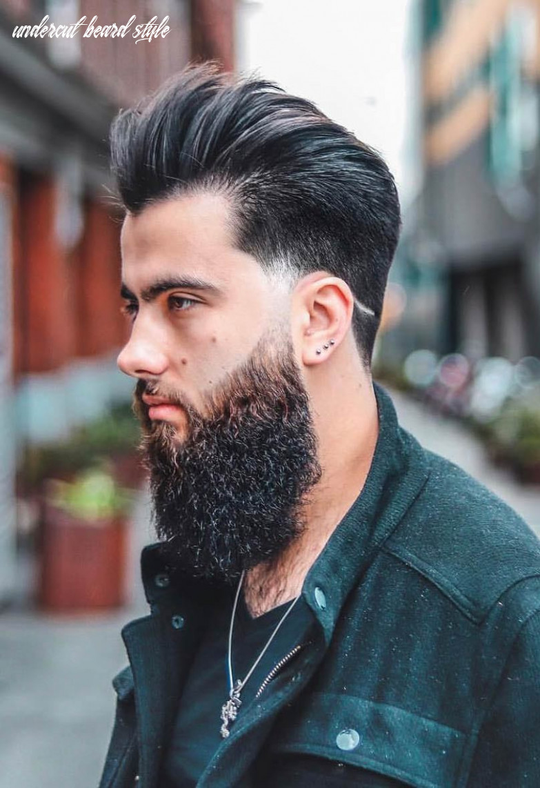 Top 10 Hairstyles For Men With Beards