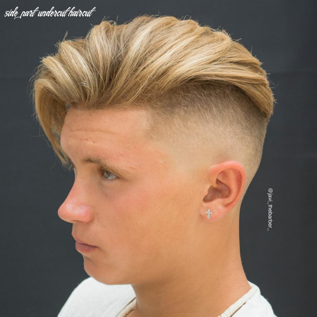 Top 10 Undercut Haircuts + Hairstyles For Men (10 Update)