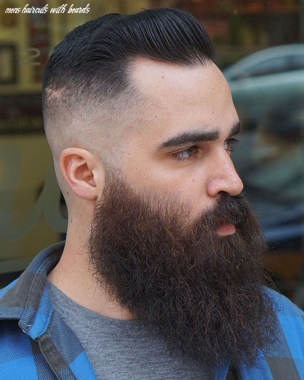 Top 11 hairstyles for men with beards mens haircuts with beards