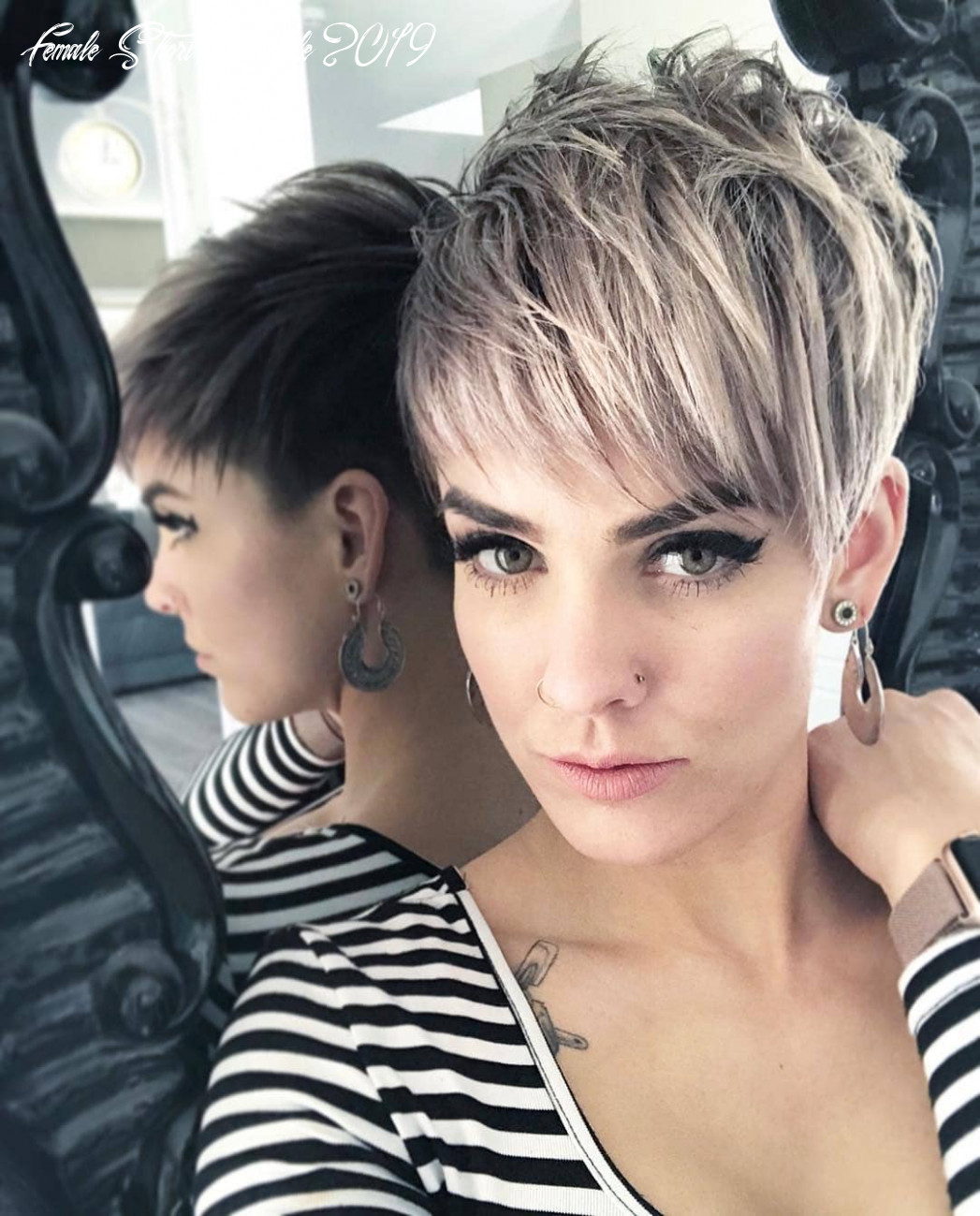 Top 11 most flattering pixie haircuts for women, short hair styles