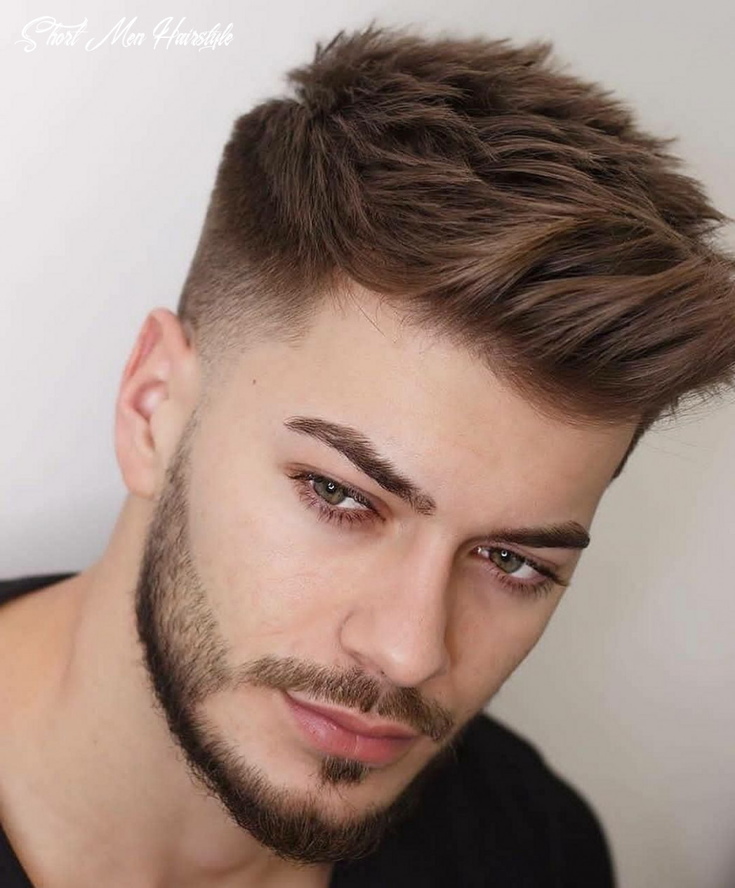 Top 11 short men hairstyle ideas that look more cool in 11 | men