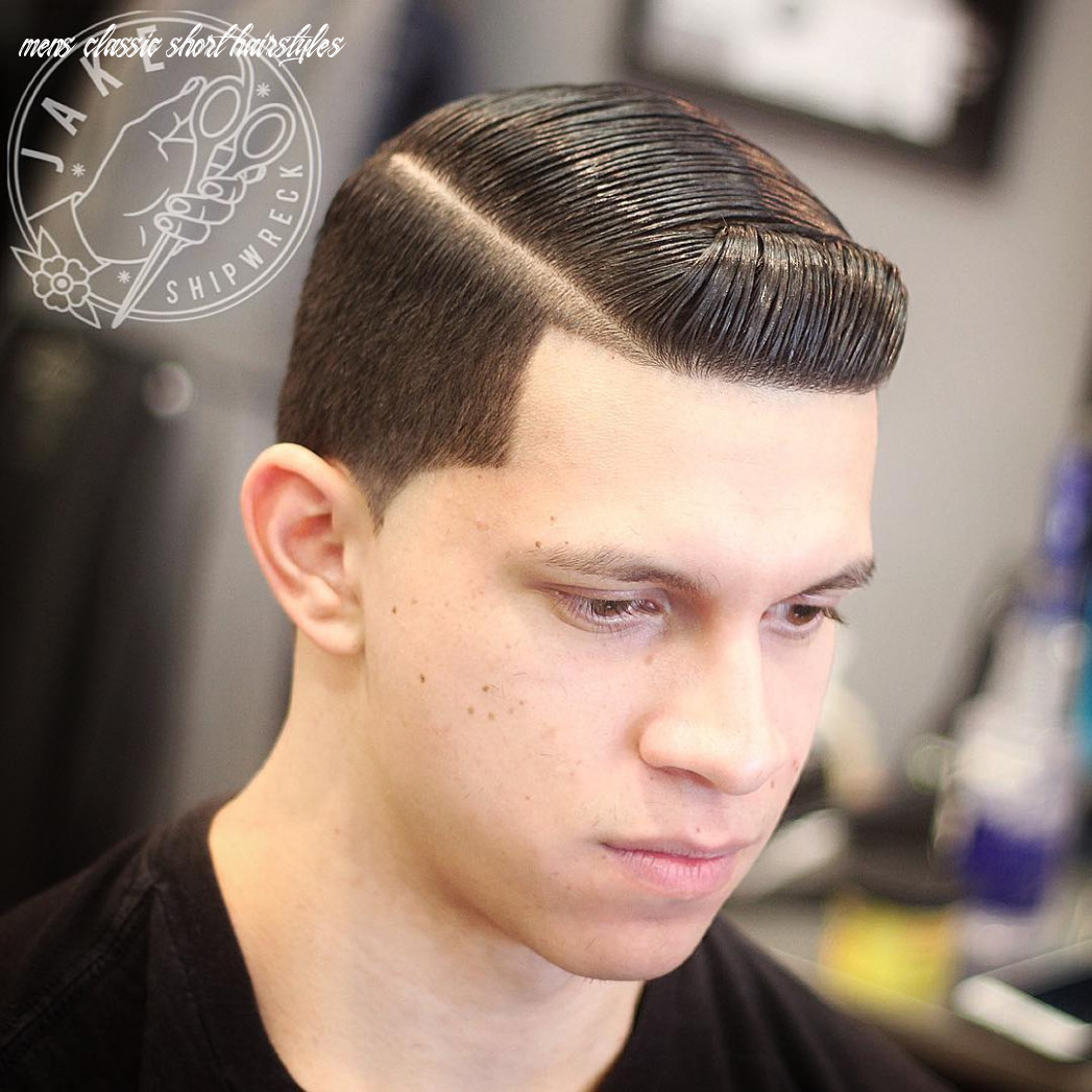 Top 12 attractive short haircuts for men in 12