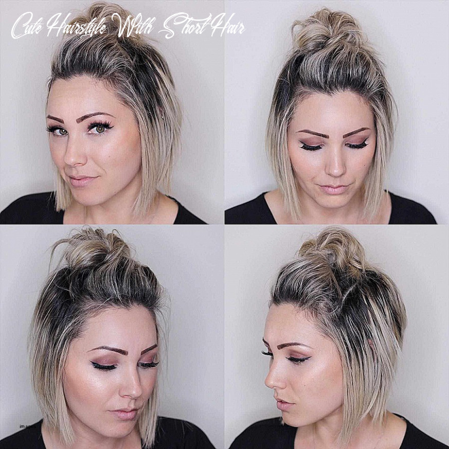 Top 12 beautiful women updos short hair styles – Hair Salons