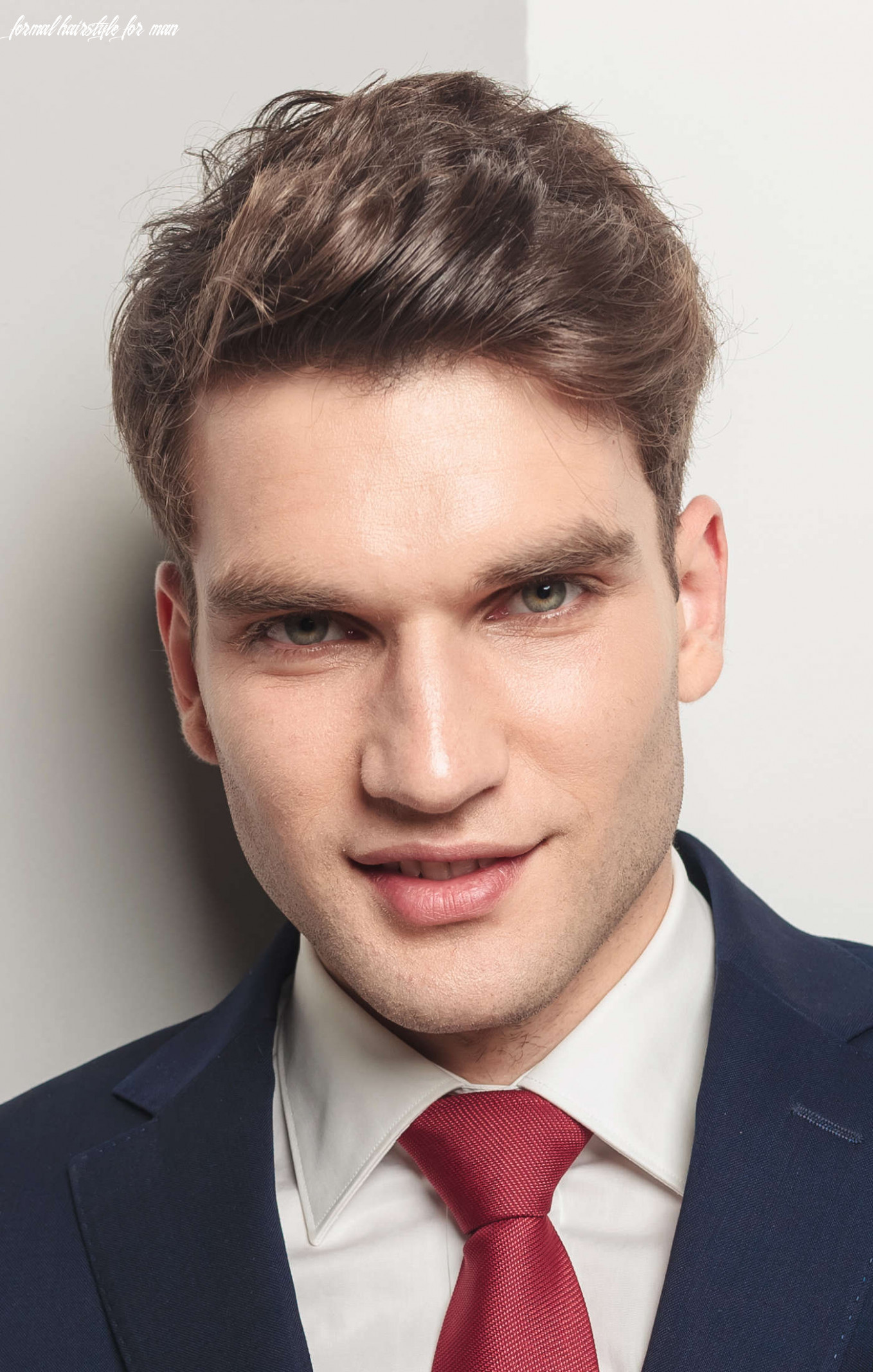 Top 12 business hairstyles for men formal hairstyle for man
