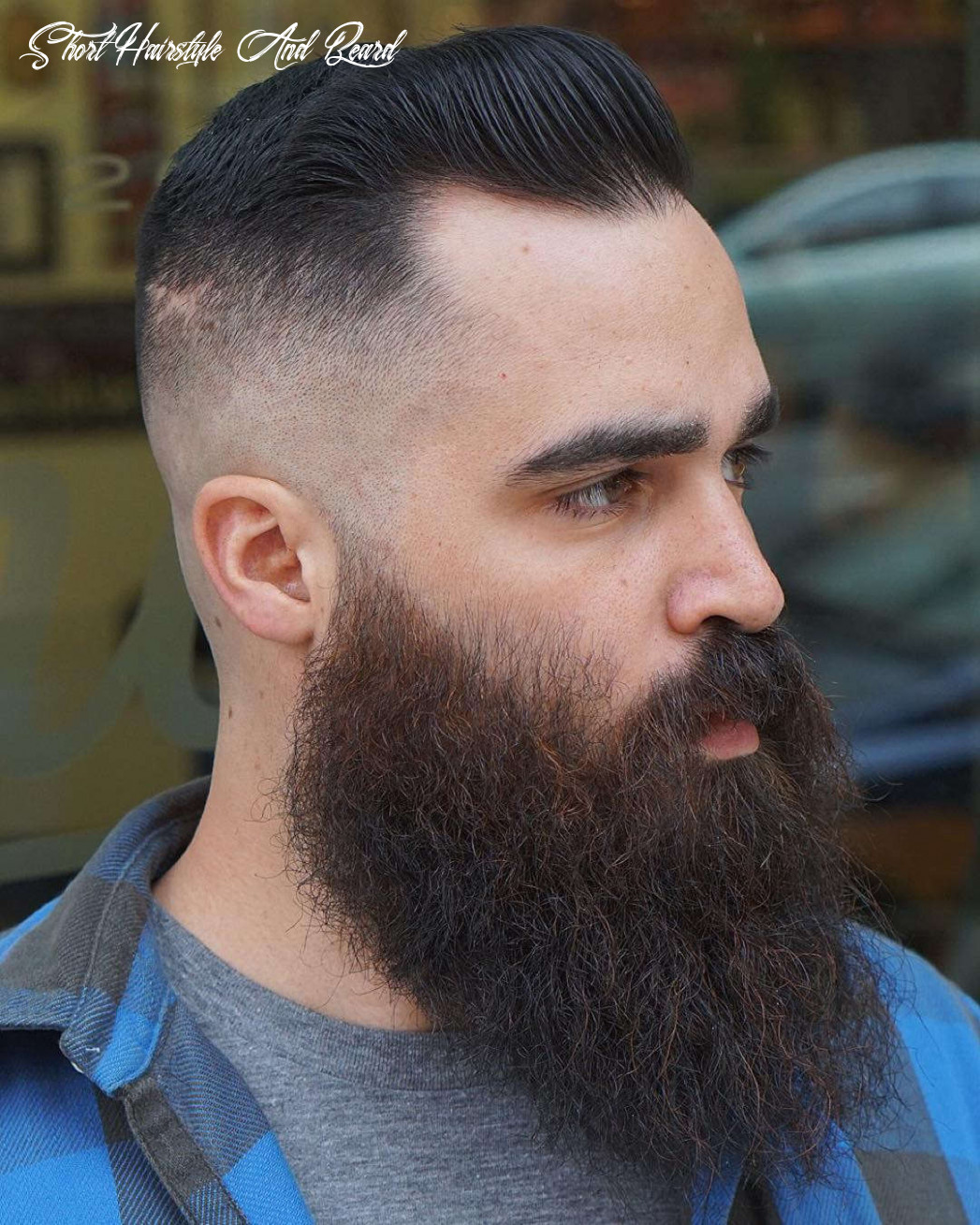 Top 12 hairstyles for men with beards short hairstyle and beard
