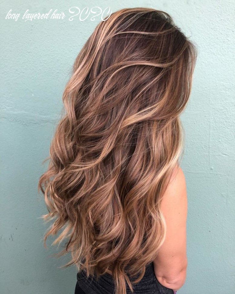 Top 12 styling options for layered haircuts 12 (12 photos videos) long layered hair 2020