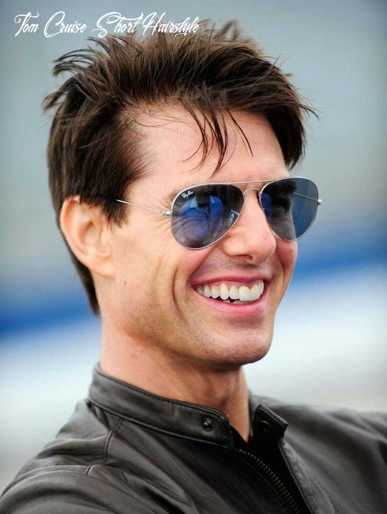 Top 12 tom cruise hairstyles to try out | livinghours tom cruise short hairstyle