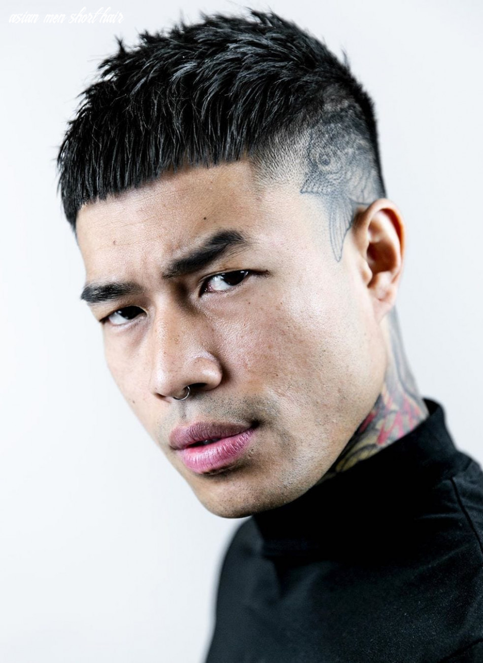 Top 12 trendy asian men hairstyles 12 asian men short hair