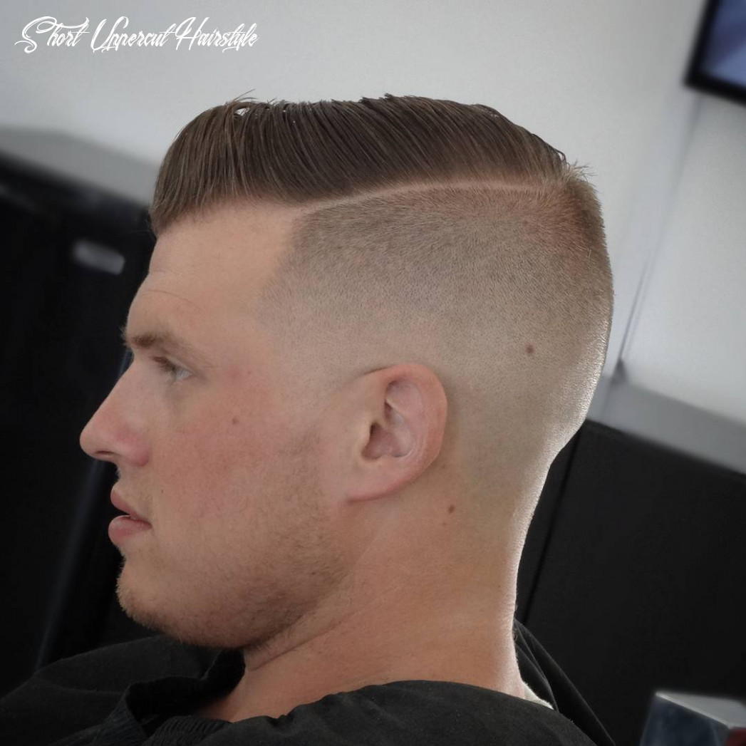 Top 12 undercut haircuts hairstyles for men (12 update) short uppercut hairstyle