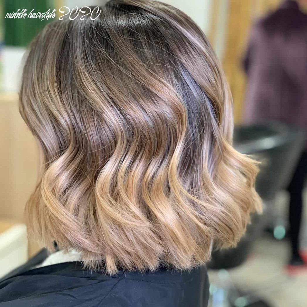 Top 12 womens medium length hairstyles 12 (12 photos videos) middle hairstyle 2020