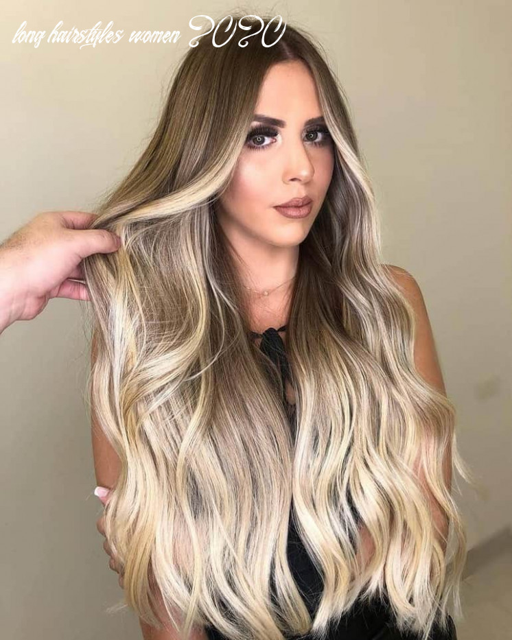 Top 8 best womens haircuts for long hair 8 and more (8 photos