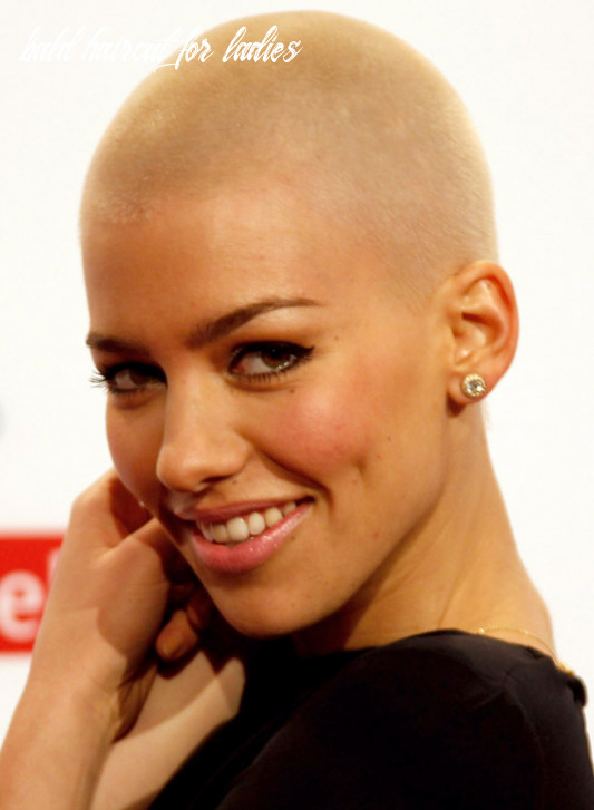 Top 8 Bold Bald and Beautiful Hairstyles