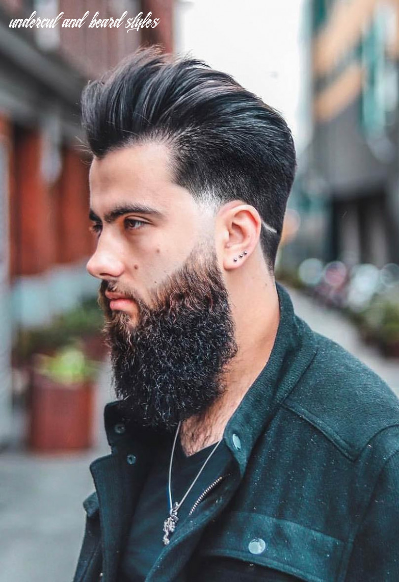 Top 8 Hairstyles For Men With Beards