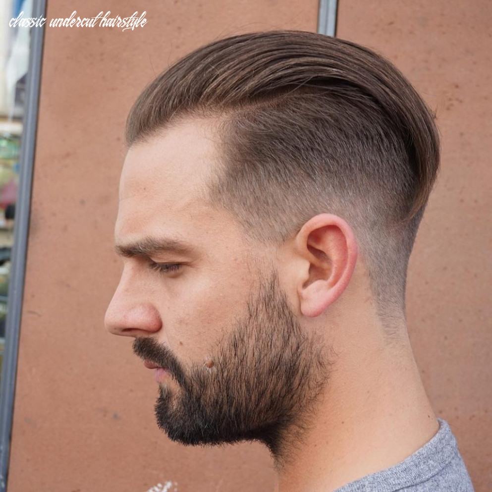 Top 8 Undercut Hairstyles For Men - AtoZ Hairstyles