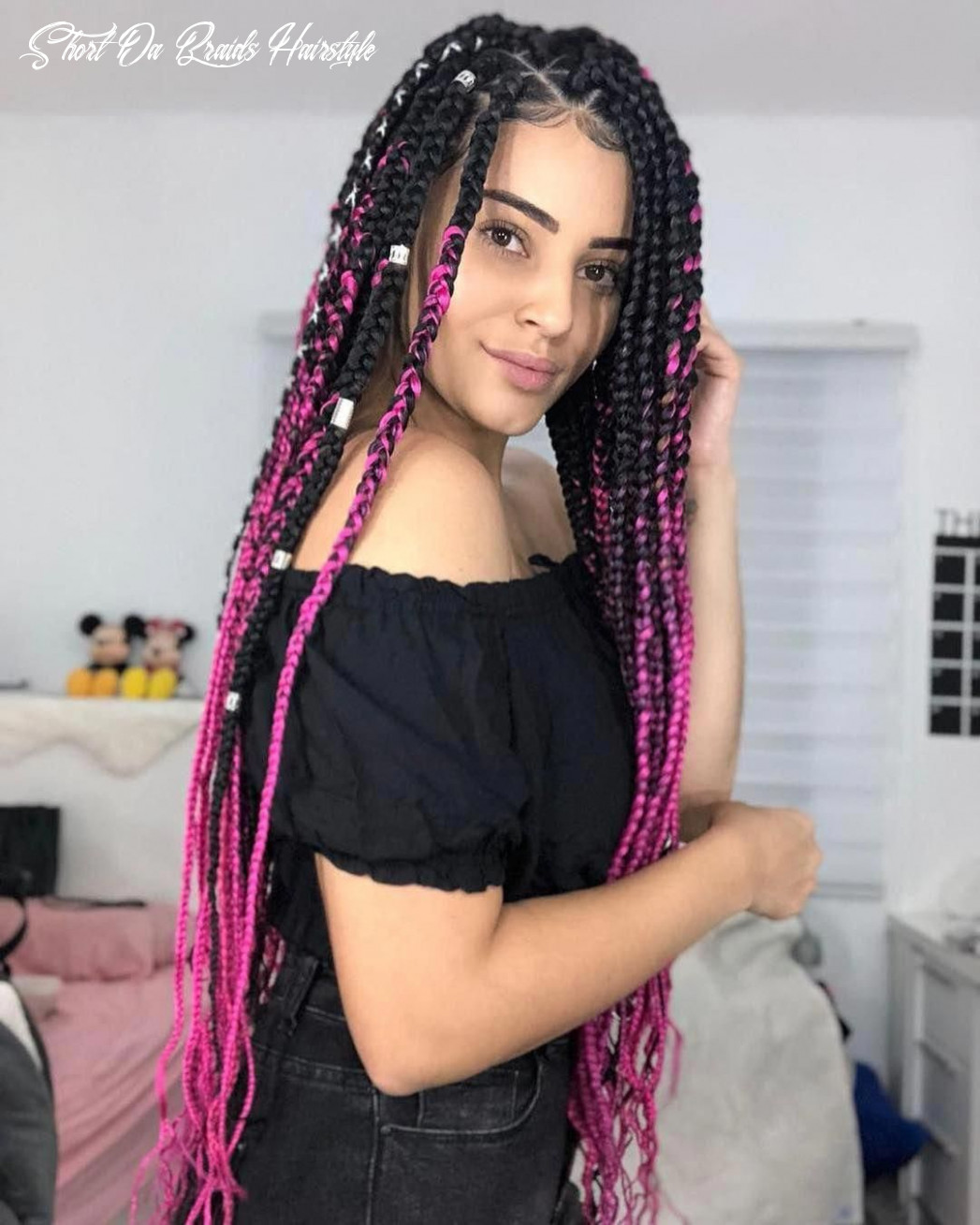 Top 9 all the rage looks with long box braids in 9 | box