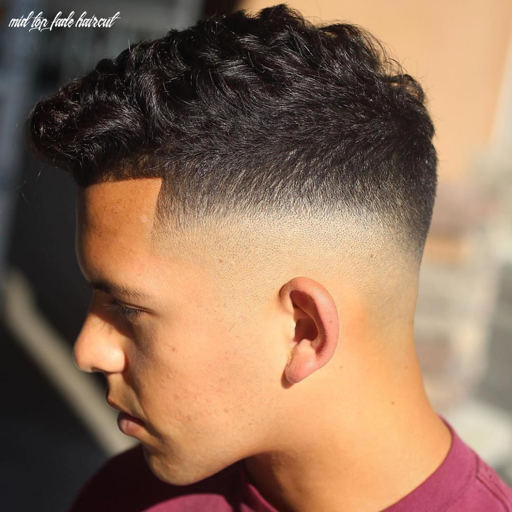 Top 9 fade haircuts for men (9 update) | mid fade haircut