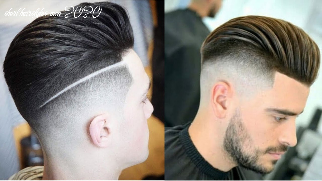 Top 9 Short Hairstyles For Men 9 - Short Hairstyles For Guys | Men's  Stylish Hairstyles 9!