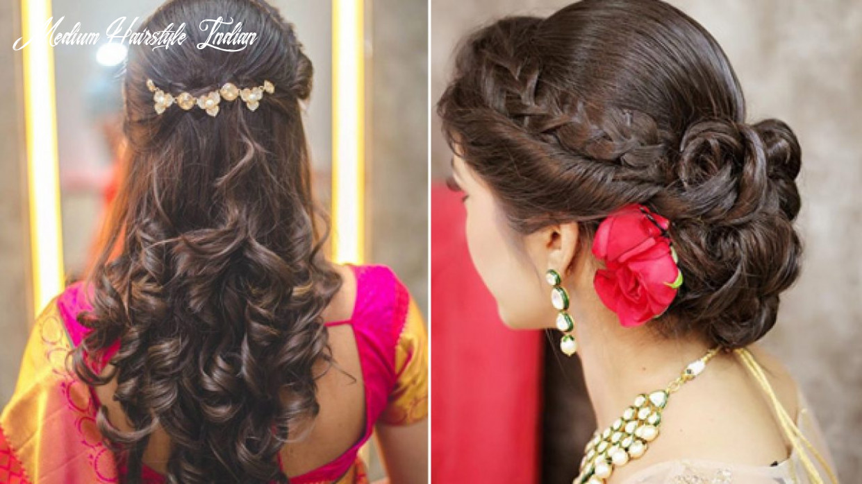 Top 9 simple and sleek indian hairstyles for curly hair | indian
