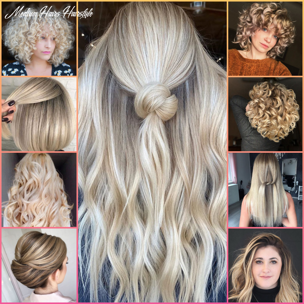 Top 9+ Stylish Blonde Hairstyles Shades 9 Images For Short ...