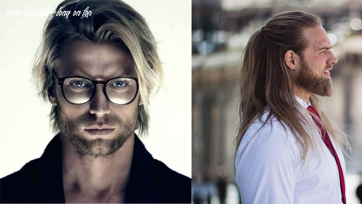 Top 9 stylish long hairstyles for men 9 men with long hairstyles   longer hairstyles video! mens hairstyles long on top